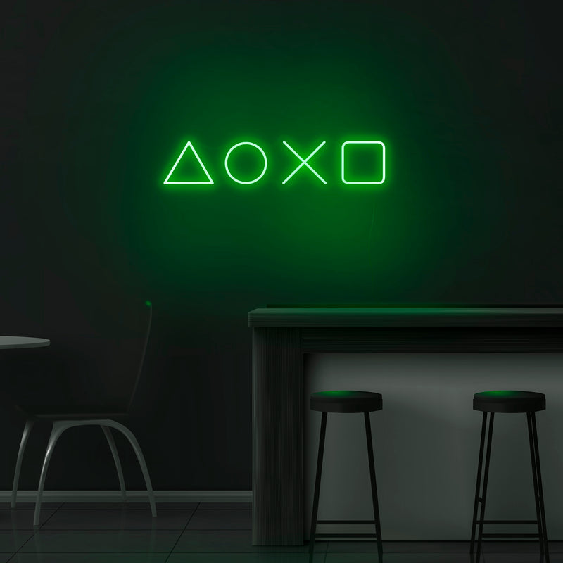'Game On' Neon Sign - Nuwave Neon