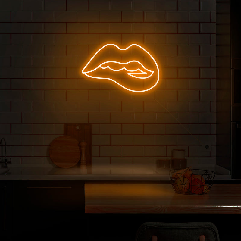 'Temptation' Neon Sign - Nuwave Neon