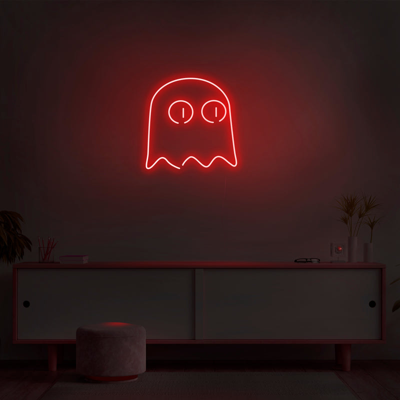 'Pac Man' Neon Sign - Nuwave Neon