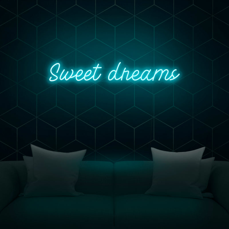 'Sweet Dreams' Neon Sign - Nuwave Neon