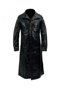 Captain America The Winter Soldier Nick Fury Coat - 3amoto