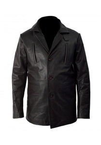 Audacious Leather Max Payne Jacket - 3amoto