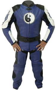 Motorcycle Sport Leather Suit - 3amoto
