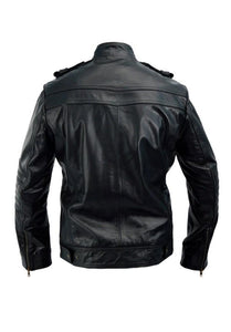 Aaron Paul Breaking Bad Leather Jacket - 3amoto