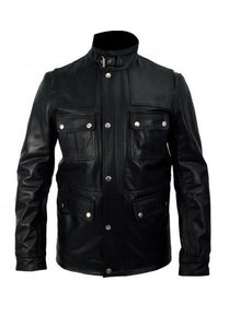 24 Live Another Day Jack Bauer Leather Jacket - 3amoto