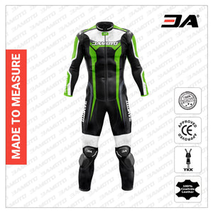 3A Delta Pro Custom Motorcycle Leather Racing Suit - 3A MOTO LEATHER