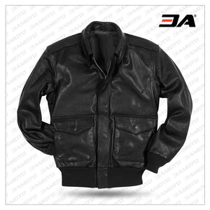 U.S.A.F 21st Century A-2 Leather Jacket