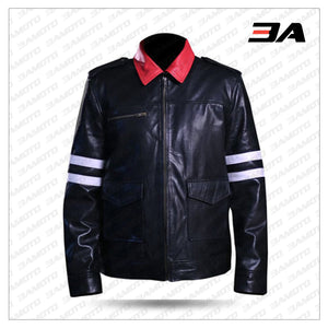 Alex Mercer Leather Jacket - 3A MOTO LEATHER