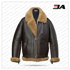 Aquaman Arthur Curry Jacket Leather Coat - 3A MOTO LEATHER