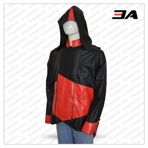 Assassin's Creed 3 Connor Kenway Leather Coat - 3A MOTO LEATHER
