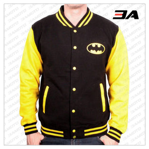 Batman Letterman Varsity Jacket