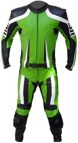 Hooper Motorbike Leather Suit - 3amoto
