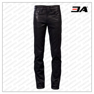 IDEAL AND STYLISH LEATHER PANT