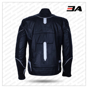 Marvel Black Panther Leather Jacket