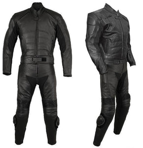 Men's Motorcycle Sport Leather Suit - 3amoto