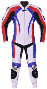 Osaka Motorbike Racing Leather Suit - 3amoto