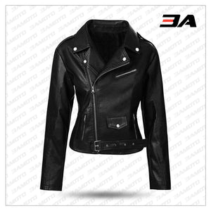 Riverdale Womens Southside Serpents Jacket Leather