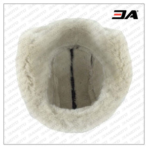 Sheepskin Aviator B3 Bomber Hat