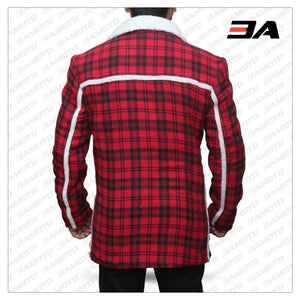 Red Flannel Jacket Mens
