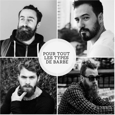 lisseur barbe type barbe