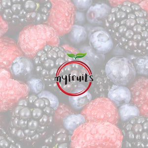 Beeren Mix - Happy Morning - myfruits Shop