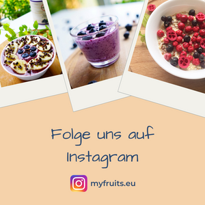 Gefriergetrocknete Cranberries - myfruits Shop