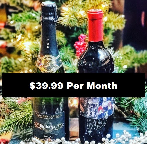 Explorer Wine Club Gift Membership