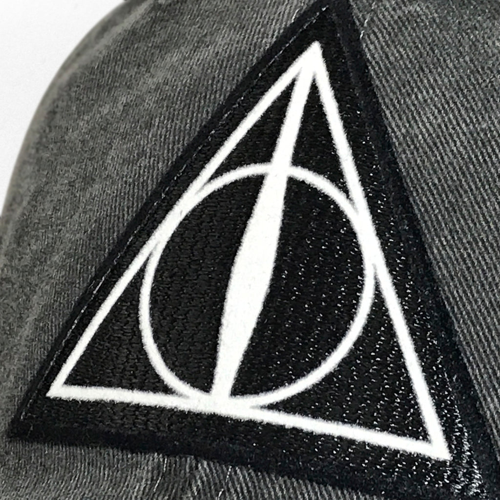 Harry Potter Deathly Hallows Negro Vintage - El Guante de Guslutt