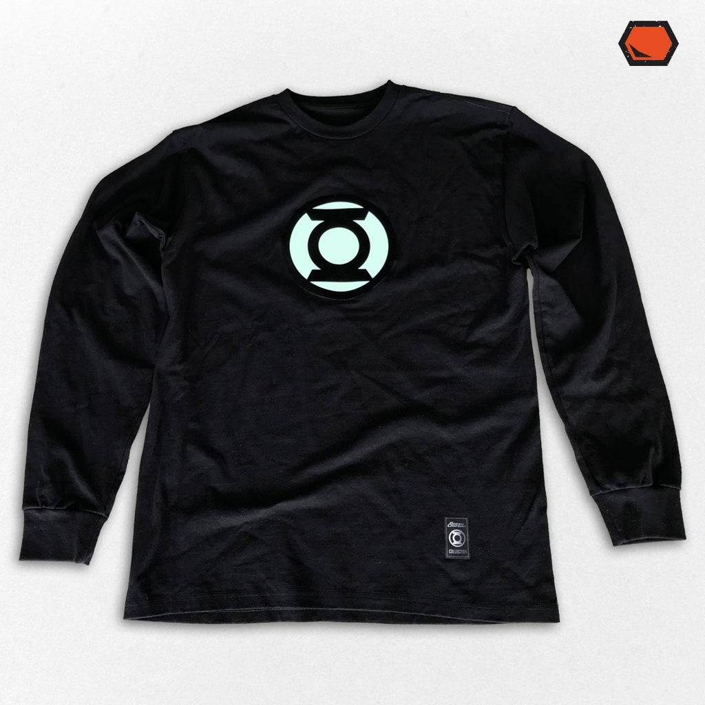 Playera Green Lantern Glow in The Dark - El Guante de Guslutt