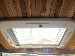 Tern Overland Arctic Tern Roof Hatch View from Under