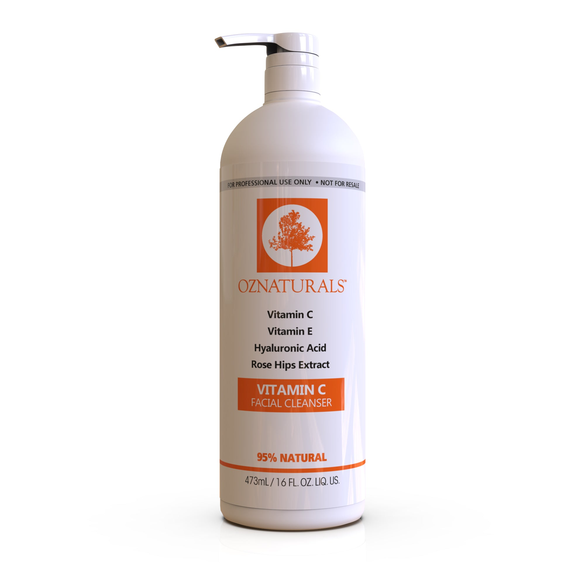Vitamin C Facial Cleanser Professional Size