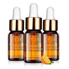 Load image into Gallery viewer, 100% Pure Vitamin C+ Hyaluronic Acid