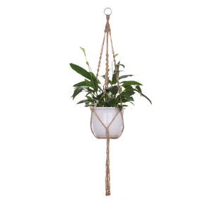 Handmade Rope Hanging Pot Holder