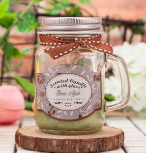 Natural Essential Oil Scented Candle