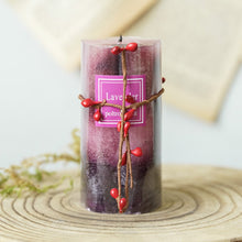 Load image into Gallery viewer, Soy Tea Candle with Petals