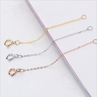 DIY Necklace Extension Chain