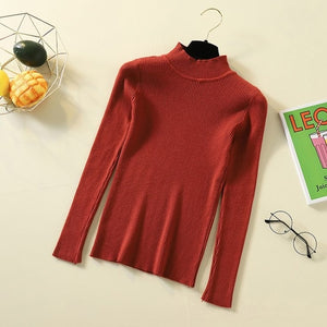 Cashmere Long Sleeved Jumper