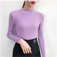 Load image into Gallery viewer, Cashmere Long Sleeved Jumper