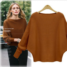 Load image into Gallery viewer, Bonjean Bat-Sleeved Cashmere Jumper