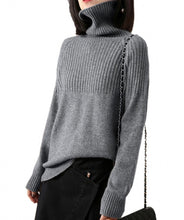 Load image into Gallery viewer, Long-Sleeved Cashmere Pullover