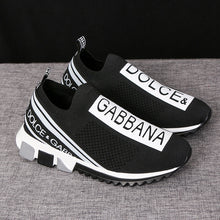 Load image into Gallery viewer, Dolce & Gabbana Slip on sneakers black