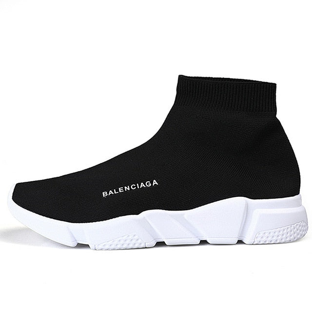 Balenciaga Breathable Running Shoes