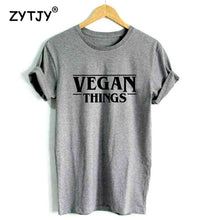 Load image into Gallery viewer, Vegan Things T-Shirt