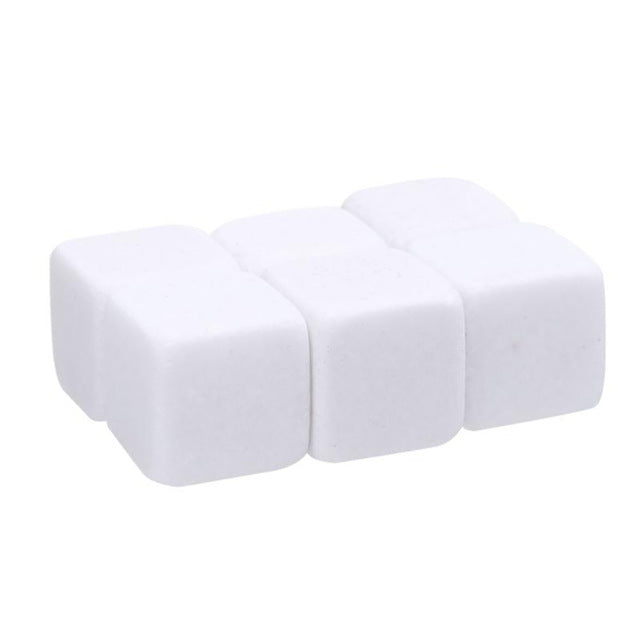 Marble Whisky Stones - 6 Pack