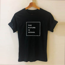 Load image into Gallery viewer, The Future Is Vegan T-Shirt