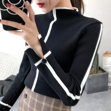 Extra-Soft Long Sleeve Turtleneck Jumper