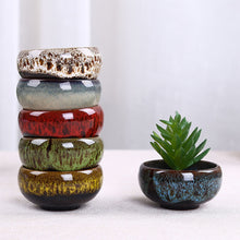 Load image into Gallery viewer, Mini Ceramic Planter
