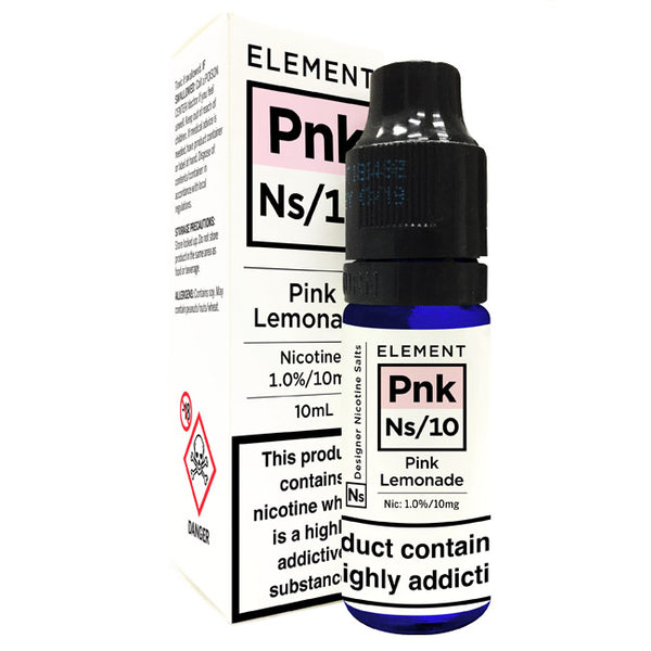Element - Pink Lemonade (Nic Salt)