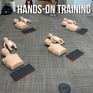 ARC - Group Class - Adult & Pediatric First Aid/CPR/AED