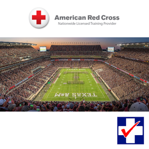 ARC - First Aid / CPR / AED (Bryan / College Station)